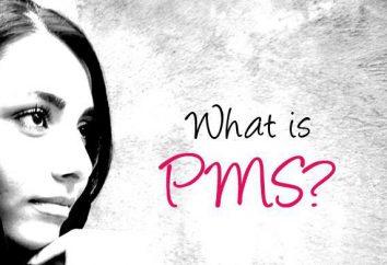 Os principais sintomas da TPM antes da menstruação: a descrição e ajudar