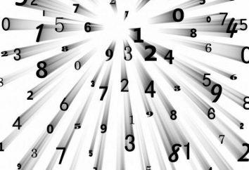Numérologie – qu'est-ce? Numérologie Date de naissance: les numéros de valeur