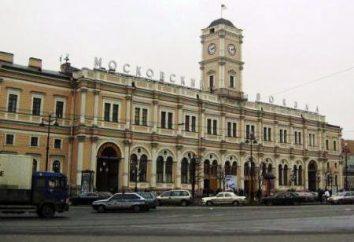 St. Petersburg – Kolpino: pegar o trem