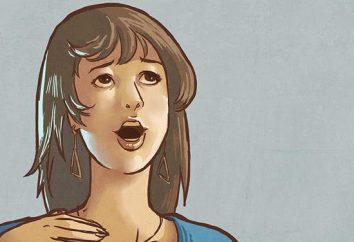 Wie eine schöne Stimme zu machen? Chirurgie oder Übung – die Option, die Sie wählen?
