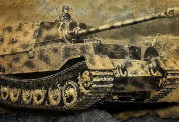 """Features des Spiels """"World of Tanks"""" und Interaktion auf der Karte, """"Siegfried Line"""""""