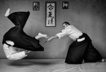 Aïkido – un art martial japonais