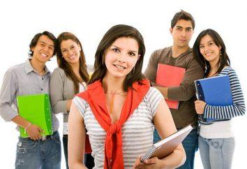 Universidades Perm. universidades estatales Perm y especialización en ellos. lugares de presupuesto en las universidades de Perm