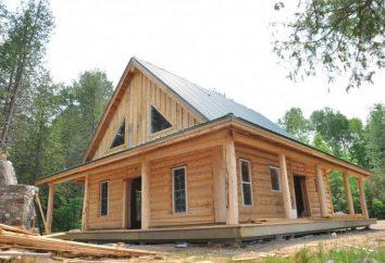Budowa domu z baru ze swoimi rękami – to jest prawdziwe