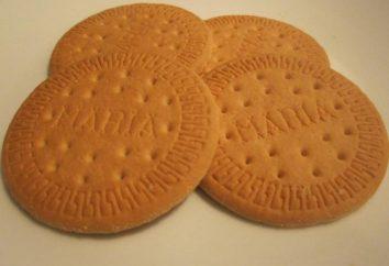 """Cookies """"Maria"""": composizione, calorie, proprietà utili. """"Maria"""" (biscotti galetnoe) quando la dieta e l'allattamento"""