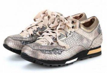 "Alta moda no esporte: Sapatilhas ""Chanel"""