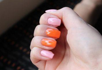 I manicure due colori: idee di moda