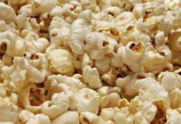 Come cucinare rapidamente popcorn aromatizzato in multivarka?