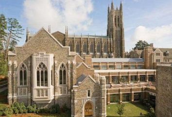 """Universidad de Duke – """"la perla de la educación"""" de EE.UU."""