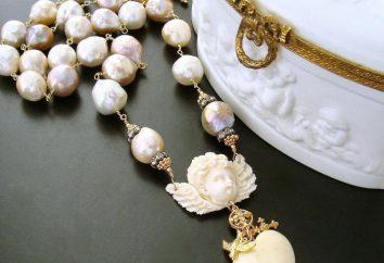 Qu'est-ce que les perles baroques?
