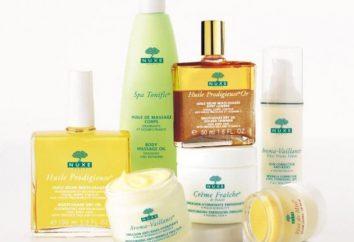 Nuxe – cosméticos para la belleza y salud de la piel