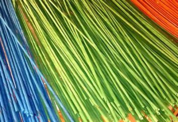 Como e o que pintar tubos de jornais para tecer