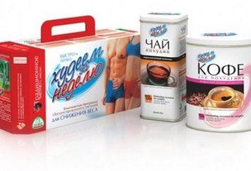 """Ernährungsprogramm """"Gewicht in einer Woche verlieren"""": Bewertungen zu verlieren Kilo, die Zusammensetzung und die Eigenschaften des Produkts"""