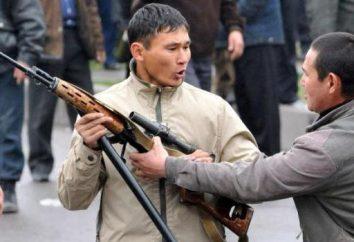 La guerra civile in Tagikistan (1992-1997 anni): descrizione, la storia e le conseguenze