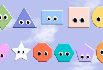 Formes géométriques pour les enfants: jeux et supports pédagogiques