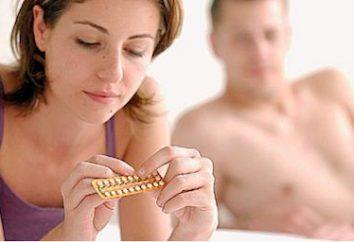 Posso rimanere incinta, l'assunzione di pillole anticoncezionali, o il modo di scegliere il tipo di contraccezione