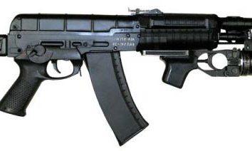 AEK-971. Sturmgewehre. Automatische AEK-971