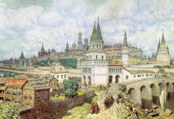 ¿Por qué se construyó el Kremlin de Moscú? La construcción del Kremlin de Moscú. La historia del Kremlin de Moscú