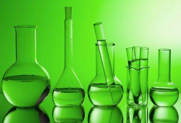 Acid: mesa de ejemplos. propiedades de los ácidos