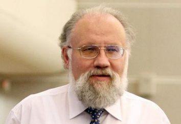Churov Vladimir: biografia e foto
