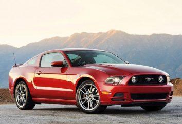 Aún más agresiva Ford Mustang 2013