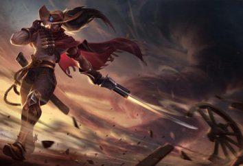 Hyde: Yasuo – descrizione, caratteristiche e recensioni. League of Legends: guida alla metà del Leyn Yasuo