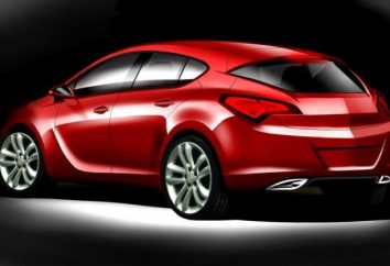Opel Astra de l'Assemblée nationale – qualité allemande dans la version russe