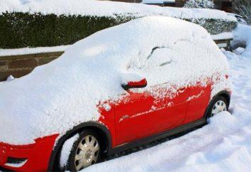 Przygotowanie samochodu na zimę: należy zwrócić uwagę na