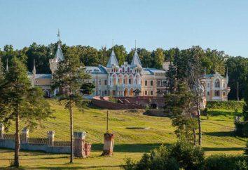 Kiritsy (region Ryazan): sanatoria dziecięca dla chorych na gruźlicę w starym dworku