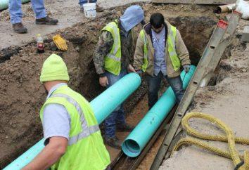 PCV Rury kanalizacyjne: zasady doboru wielkości i