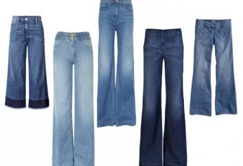 Jeans são largos: o que vestir?