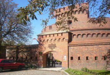 Gdzie się udać w Kaliningradzie? Do głównych atrakcji Kaliningradzie