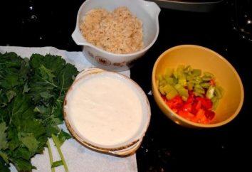 Jak zachować sałatkę ryżową na zimę