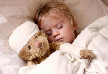 bronquitis obstructivas en los bebés: síntomas y tratamiento. Priparaty bronquitis en niños