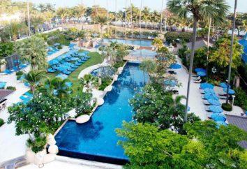 Jomtien Palm Beach 4 * (Pattaya, Thailandia): descrizione e recensioni