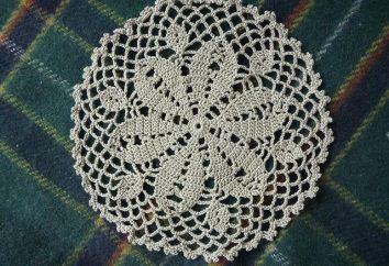 los patrones de crochet calados o aprender a tejer cosas maravillosamente hermosas