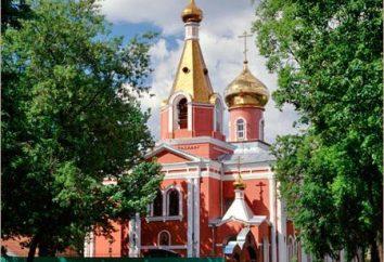 """Kościół Zmartwychwstania na """"Semyonov"""": praca socjalna, harmonogram uwielbienie"""