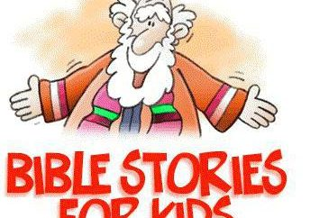 Fondamenti di religione per i bambini. Bibbia per bambini