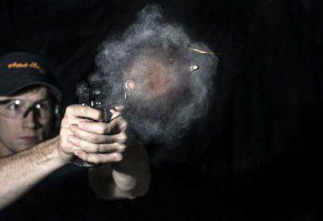 Shot – to rzuca kulę z kanału lufy. huk