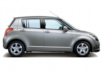 Suzuki Swift – Avis des propriétaires de la Russie et pays de la CEI