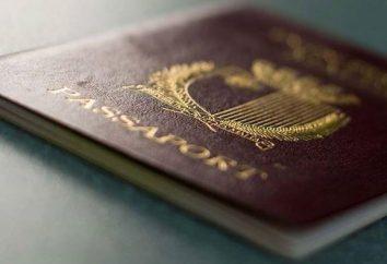 L'emissione del passaporto e le voci