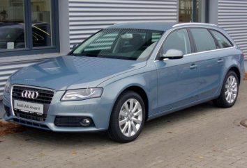 """""""Audi A4 (B8)"""": eine detaillierte Überprüfung des Modells Foto, Kraftstoffverbrauch und Bewertungen"""