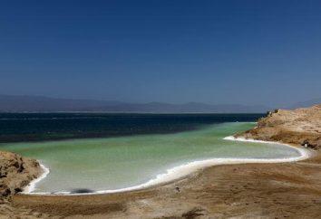 Jezioro Assal: zdjęcia, opis, lokalizacja