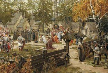 Moscow mosteiros, a história e significado