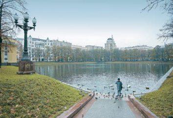 Patriarchy Pond – sekrety i tajemnice Moskwie