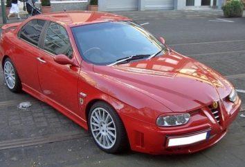 Alfa Romeo 156 – la voiture dans laquelle il est impossible de ne pas tomber amoureux