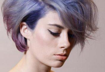 La colorazione del balaža sui capelli corti: una descrizione della procedura, dei metodi, della tecnica e del feedback