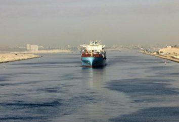 Canale di Suez: Da vedere