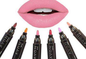 """Comentarios: marcador de lápiz de labios de """"Avon"""" (Avon). Mis cosméticos favoritos"""