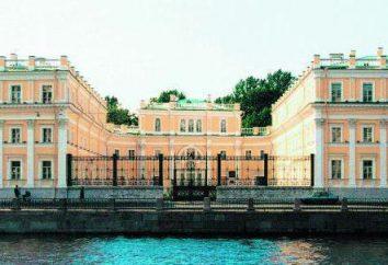 Derzhavin Estate Muzeum w Petersburgu